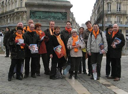 Orléans Coup de Poing 17.03.2012