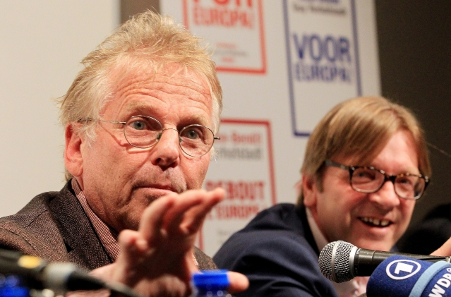CohnBendit Verhofstadt